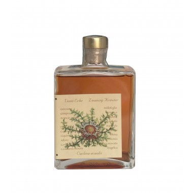 Zucal - Grappa with 20 herbs
