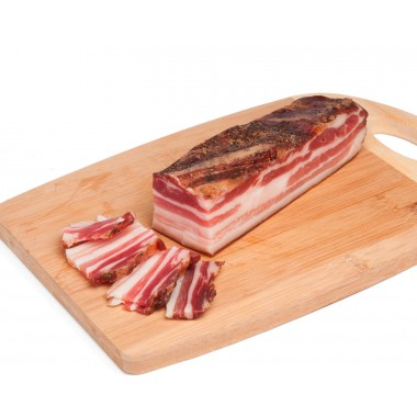 Smoked Bacon 250gr